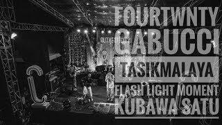Gambar cover [HD] FOURTWNTY - DIAM DIAM KUBAWA SATU | Live Authenticity - Gabucci Tasikmalaya 2019