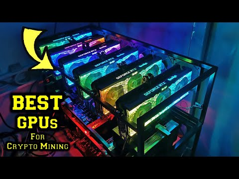 5 Best GPUs For Crypto Mining 2021