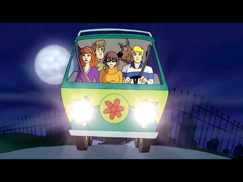 Ce e Nou Scooby-Doo?   Intro Română