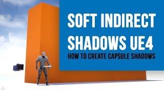 Soft Shadows Ue4