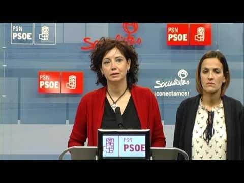 El PSN-PSOE insta al Gobierno de Navarra al Plan de Empelo