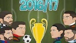 Football Heads Champions League 2016/17 con el Astana
