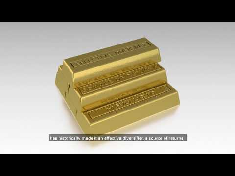 Gold: the most effective commodity investment
