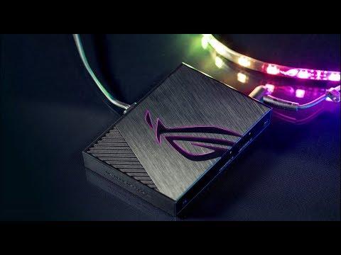 ROG Aura Terminal - RGB lighting beyond your imagination!   Republic of Gamers