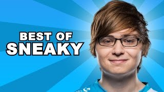 Best of Sneaky | The Multikill Master - League of Legends