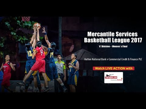 MSBA League 2017 | Women's Final | Hatton National Bank v Co