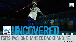 Uncovered: The Secrets To Tsitsipas' One-Handed Backhand