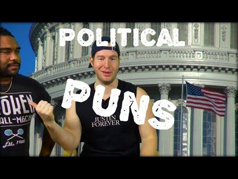 30 US Politics Puns (State Of The PUNion) #MondayPunday