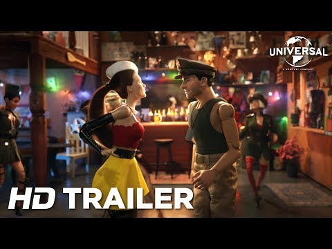 Welcome to Marwen Full online 2 (Universal Pictures) HD