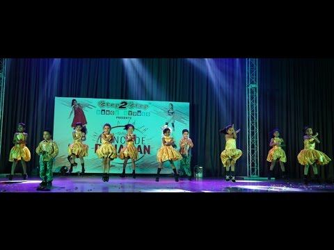 Main Taan Aidaan Hi Nachna | Kids Dance | Dance Performance By Step2Step Dance Studio