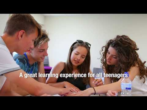 English in Chester Summer Course for Teenagers