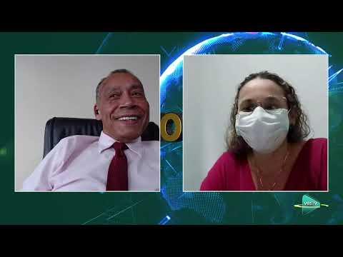 Entrevista com a secretária de Meio Ambiente da cidade de Ceres, Vanessa Pereira da Silva