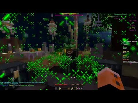 Mineplex Eternal Rank Monthly Chest Opening #11 - The