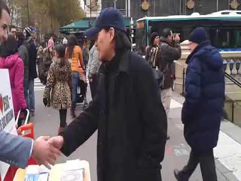 Parler Du Message De L'Islam Dans Les Rues De Paris ! Présentation De Notre Organisation