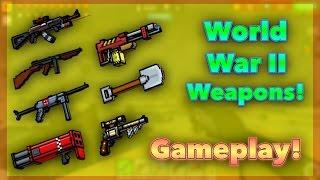 Pixel Gun 3D - World War II Weapon Gameplay!