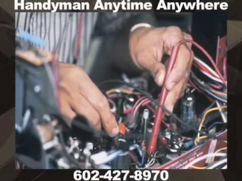Handyman Anytime Anywhere Phoenix, AZ
