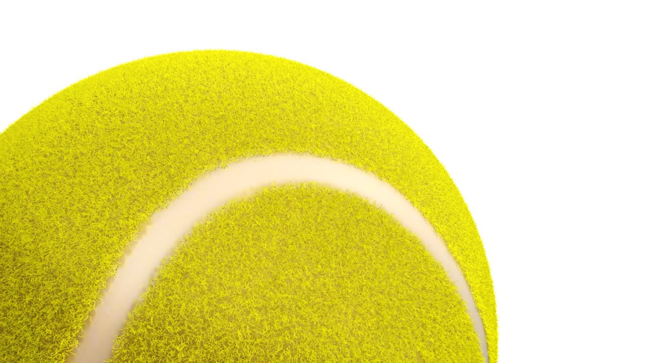 Tennis Ball  Why Is There Fuzz On A Tennis Ball