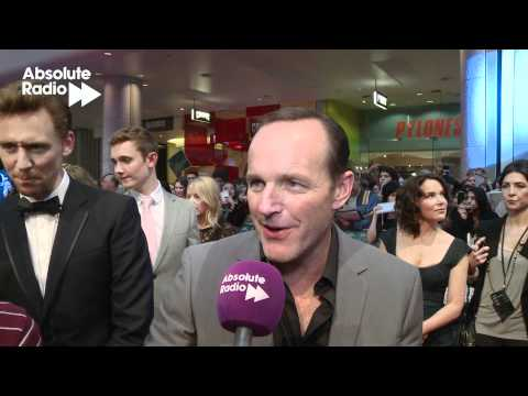 Clark Gregg (Agent Coulson) interview at Avengers Assemble premiere