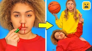 GENIUS PRANKS ON FRIENDS || Simple DIY Prank Wars