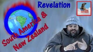 WISDOM WARNING! South America & New Zealand | Holy Spirit Vision | Proverb
