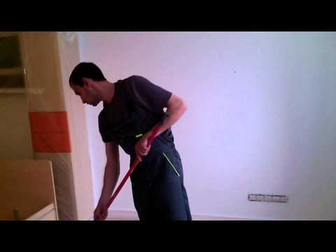 Покраска стен в квартире своими руками