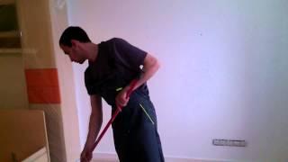видео Как покрасить стены в квартире?