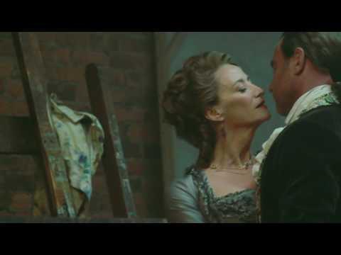 LES LIAISONS DANGEREUSES Broadway Photo Shoot with Liev Schreiber & Janet McTeer