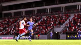 FIFA 12 - Gameplay Trailer