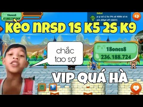 Ngọc Rồng Online - 18ones8 Sv8 Khi Bị Trẻ Trâu Hù Dọa Phá Khu Ngọc Rồng Đen Cái Kết !!