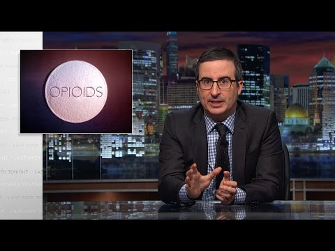 Opioids: Last Week Tonight with John Oliver (HBO)
