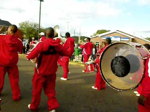 #052 Richwood High School Band.MOV