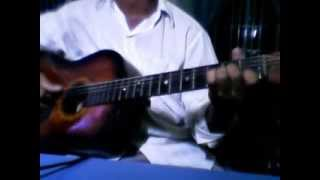 Dừng bước giang hồ : solo guitar-.
