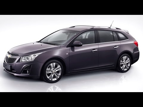 Chevrolet Cruze Station Wagon 2.0 Diesel AT тест драйв и обзор