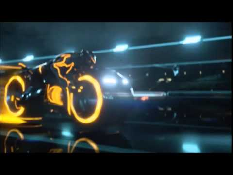 CLU / Animals - Martin Garrix (Tron: Legacy Music Video)