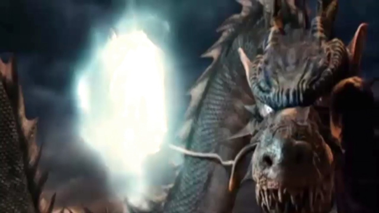 Farewell-Dragon Wars (D-War) - YouTube  Dragon Wars Dragon