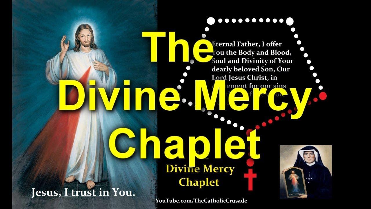 Today is Divine Mercy Sunday!