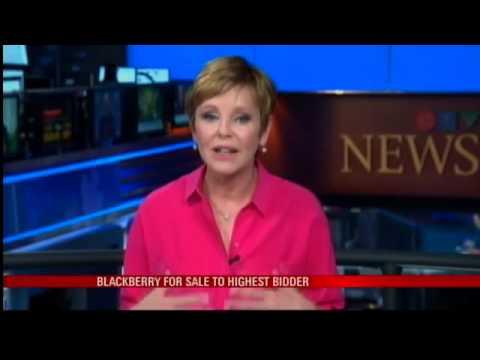 Blackberry for Sale to Highest Bidder