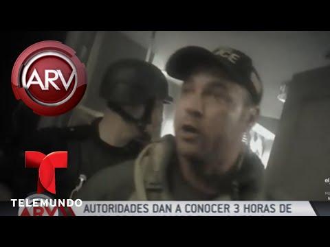 Revelan Video Innédito De Masacre En Las Vegas | Al Rojo Vivo | Telemundo