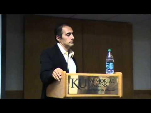Nader Hashemi at the University of Kansas, Center for Global & International Studies, Pt II