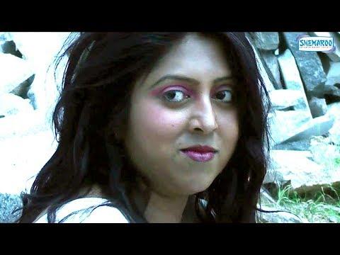 Kannada Horror Scenes | Lady Devil Attracts Man | Bhayanaka Kannada Movie | Kannada  Horror Scenes