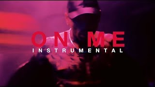 chris brown on me instrumental w download karaoke