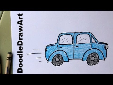 how to draw a car for kids learn to draw this car easy step by step for beginners youtube
