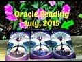 Oracle Reading, July 2015 (Earth Magic deck by Steven Farmer)