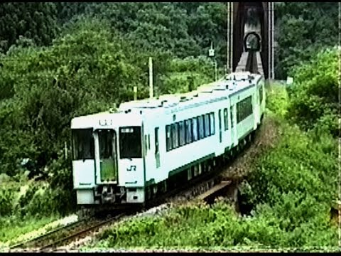 """【Whole Film Ver.】""""AGANO No.1"""" Rapid Service 5/6 Sakihana → Niitsu"""