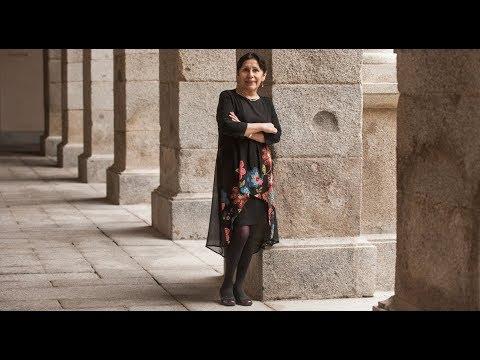 """Rosa Gálvez: """"Perú es un pequeño Canadá respecto a su economía y su relación con los pueblos"""""""