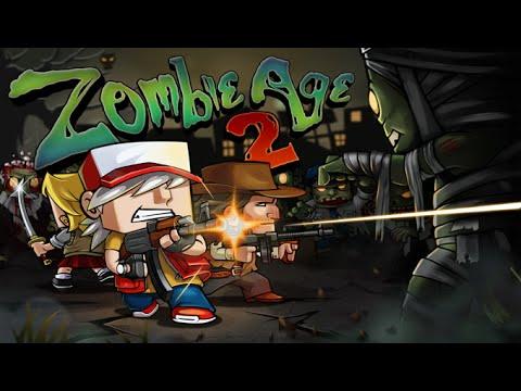 Zombie Age 2 игра на Андроид