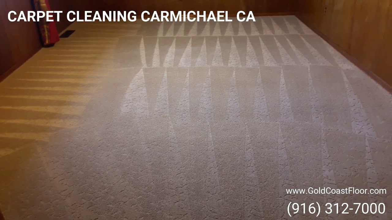 Best Quality Carpet Cleaning In Carmichael CA