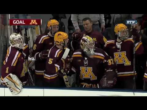 Justin Kloos Ties Up the Game 3-3 vs. Penn State