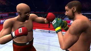 Worldwide Boxing Manager pc gameplay