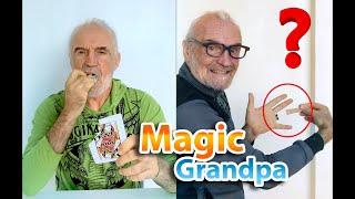 My magic Grandpa